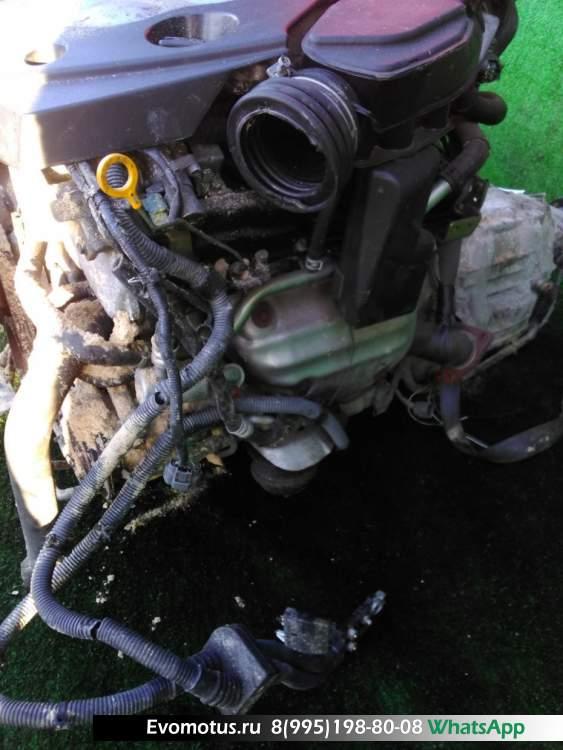 двигатель  VQ35DE на NISSAN SKYLINE PV35 (Ниссан Скайлайн)