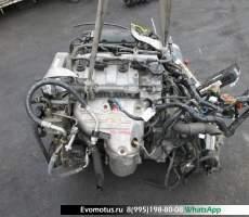 двигатель FS на MAZDA PREMACY CPEW (мазда примаси)
