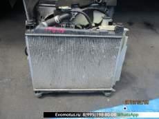 Радиатор двигателя  1NZ TOYOTA IST NCP61  (Тойота Ист)