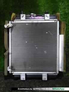 Радиатор двигателя  1KR-FE TOYOTA PASSO KGC30  (Тойота Пассо)