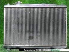 радиатор основной на 1MZ-FE TOYOTA  HARRIER MCU15 (Тойота Харриер)