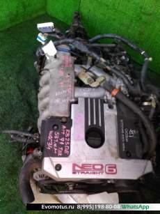 двигатель  RB25DE на NISSAN STAGEA WGC34 (Ниссан Стажея)