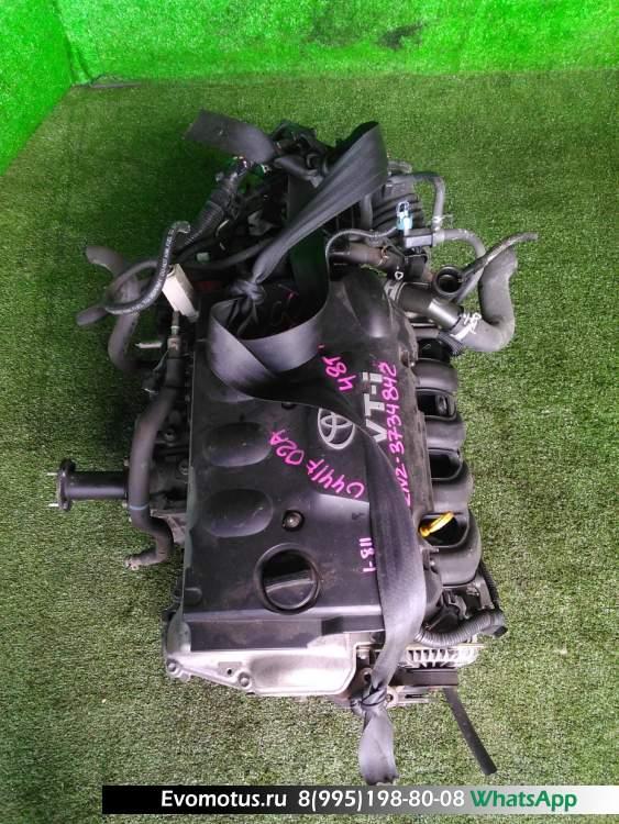 Двигатель 2NZ-FE TOYOTA YARIS NCP95 (Тойота Ярис)