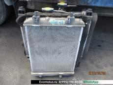 Радиатор двигателя  K3 VE TOYOTA PASSO QNC10  (Тойота Пассо)