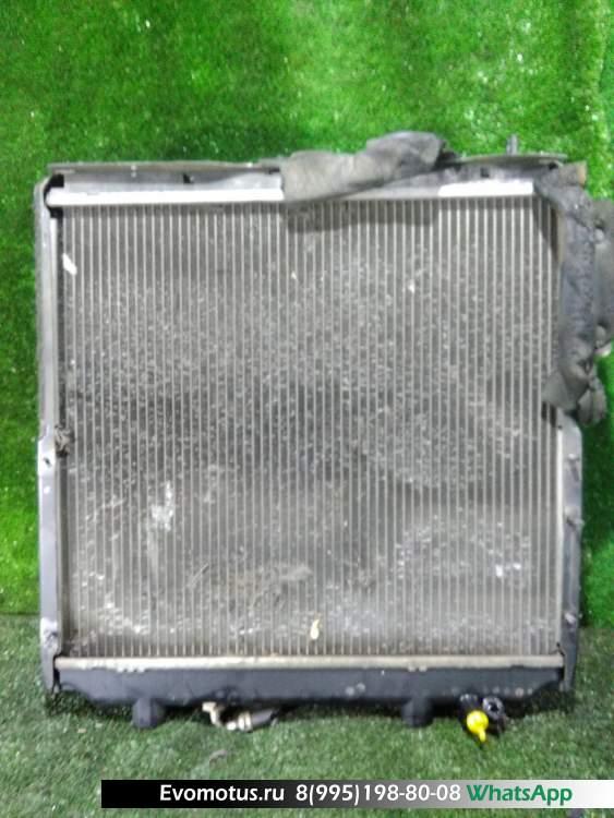 Радиатор двигателя  1KD-FTV TOYOTA DYNA KDY221  (Тойота Дюна)