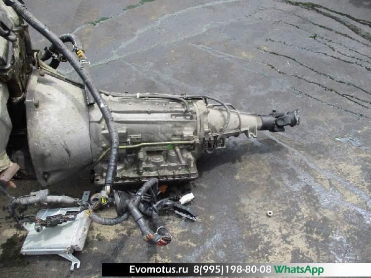 АКПП RE4R01A RC40 на RB25DE NISSAN  STAGEA WGC34 (Ниссан Стэйджа )