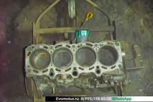 блок двигателя 3SFE TOYOTA VISTA SV33 (Тойота Виста )