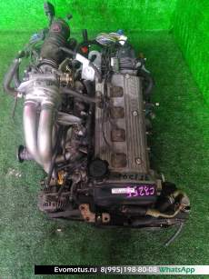 Двигатель 4E-FE TOYOTA STARLET EP95 (Тойота Старлет)