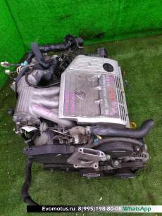 Двигатель 1MZ-FE TOYOTA ESTIMA MCR30 (Тойота Эстима)