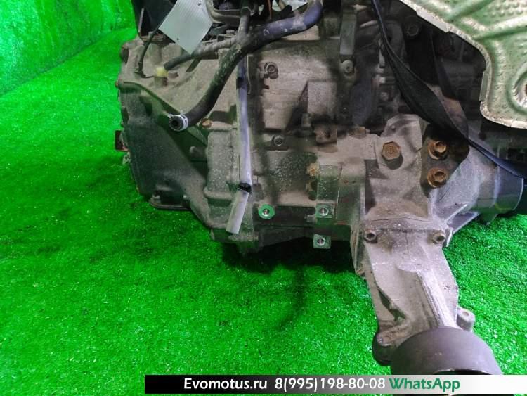 акпп U341F  на 1ZZ-FE TOYOTA  FIELDER ZZE124 (Тойота Филдер)