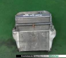 радиатор двс  6hk1-t ISUZU FORWARD frr34 (Исузу Визард)