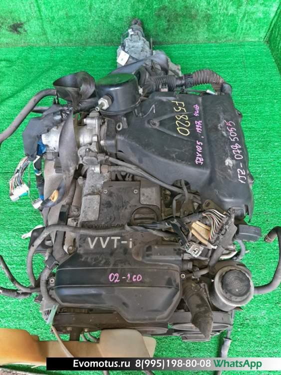 Двигатель 1JZ-GE TOYOTA CRESTA JZX105 (Тойота Креста)