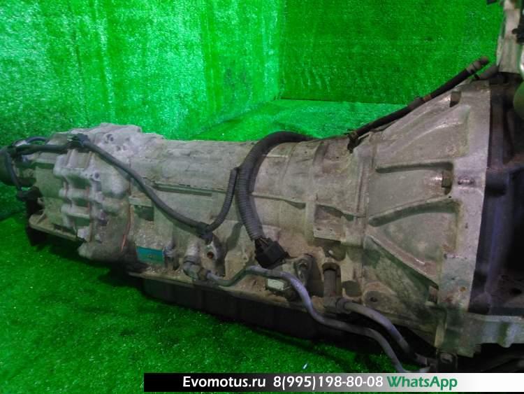акпп 3180LS  на 1JZ-GE TOYOTA  MARK II BLIT JZX115 (Тойота Марк 2 BLIT)