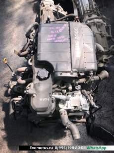 Двигатель 1G-FE TOYOTAALTEZZA GXE15 (Тойота Альтеза)