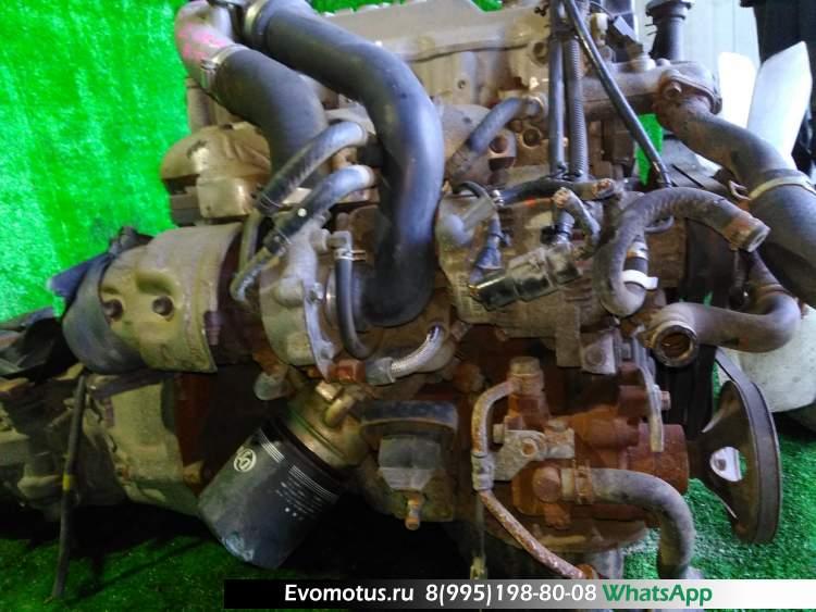 двигатель на 2C-T TOYOTA  TOWNACE CR30 (Тойота Таун Эйс)