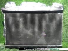 радиатор основной  на KA24DE NISSAN  LARGO W30 (Ниссан Ларго)