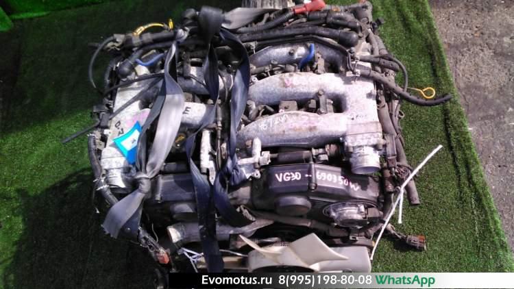 двигатель  VG30DE на NISSAN FAIRLADY Z Z32 (Ниссан Фаярледи)