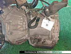 АКПП A4BD 02A 1KR-FE TOYOTA PASSO KGC10  (Тойота Пассо)