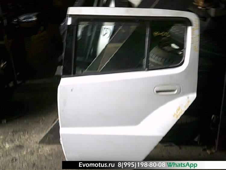 Дверь   TOYOTA WILL CYPHA NCP70  (Тойота Вилл) белый Задн Лев