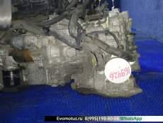 АКПП K312-02A на 1NZ-FE TOYOTA RACTIS NCP120 (Тойота Рактис )