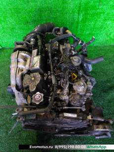 Двигатель 2C-T TOYOTA PREMIO CT215 (Тойота Премио)