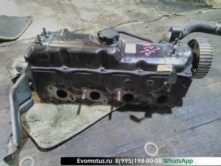 головка блока на 3L TOYOTA  HIACE LY101 (Тойота Хайс)