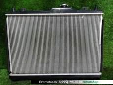 радиатор основной  на HR15DE NISSAN  JUKE F15 (Ниссан Жук)