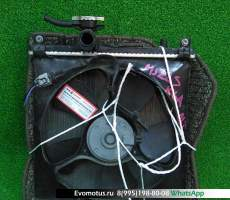 радиатор двс k6a MAZDA CAPELLA mj23s (Мазда Капелла)