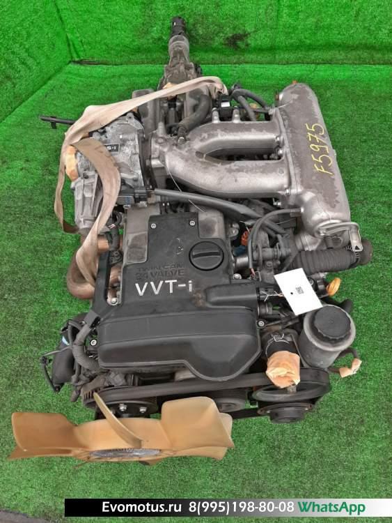 Двигатель 1JZ-GE TOYOTA BREVIS JCG10 (Тойота Бревис)