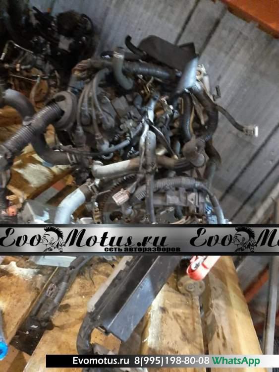 двигатель CGA3  на NISSAN MARCH ANK11 (Ниссан марч)