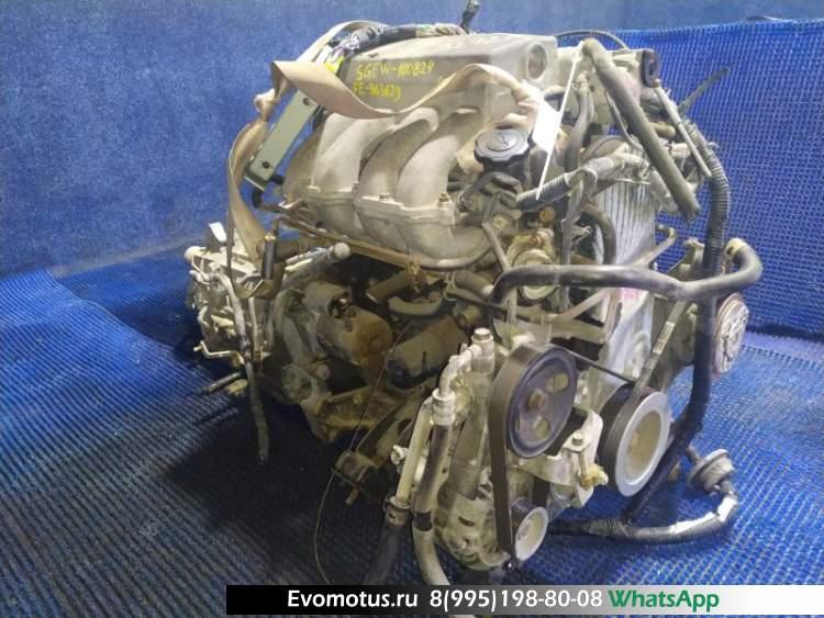 Двигатель FEE на MAZDA BONGO FRIENDEE SG5W, SGE3, SGEW, SGL3, SGL5, SGLR, SGLW (Мазда Бонго)