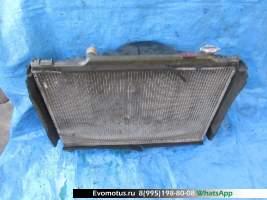Радиатор двигателя  3Y TOYOTA CROWN COMFORT YXS10  (Тойота Краун Комфорт )