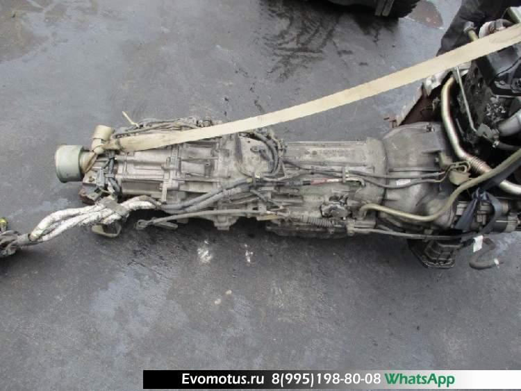 АКПП RE4R01A HG40 на ZD30DDTI NISSAN  TERRANO TR50 (Ниссан Террано)