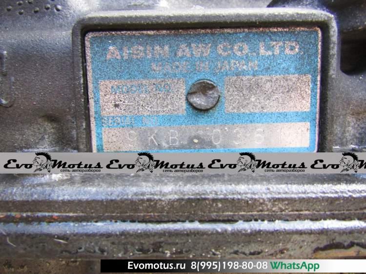 АКПП 03-72LS на 3S-FE TOYOTA LITE ACE NOAH SR50 (Тойота Литайс)