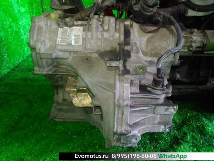 акпп A245E05A  на 4A-FE TOYOTA  SPACIO AE111 (Тойота Спасио)