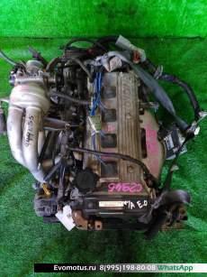 двигатель на 5E-FE TOYOTA  CORSA EL55 (Тойота Корса)