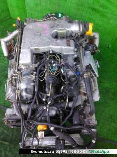 двигатель 8DC11 на MITSUBISHI FUSO FP50K  (Мицубиси Фусо)