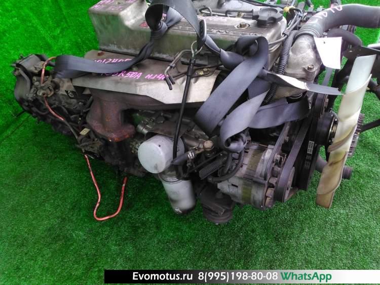 двигатель  FD42 на NISSAN ATLAS H41 (Ниссан Атлас)