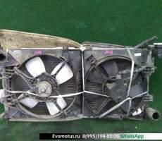 радиатор двс fp-de MAZDA BONGO gf8p (Мазда Бонго)