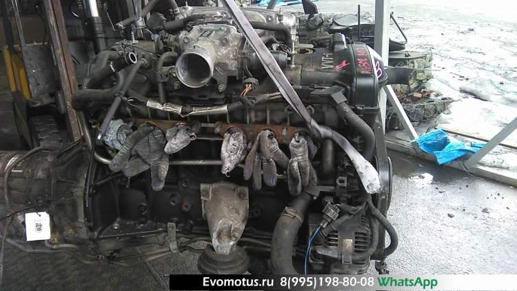 двигатель 2JZGE на TOYOTA CRESTA JZX101 (тойота креста)