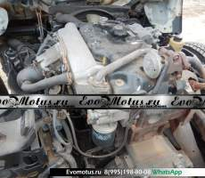 двигатель TF Mazda Titan WGT4T (Мазда Титан) мех тнвд
