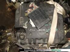 Двигатель  6G72 MITSUBISHI  CHARIOT GRANDIS N96W (Мицубиси Шариот Грандис)