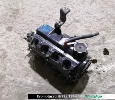Головка блока цилиндров на Mitsubishi Pajero Mini H58A 4A30T