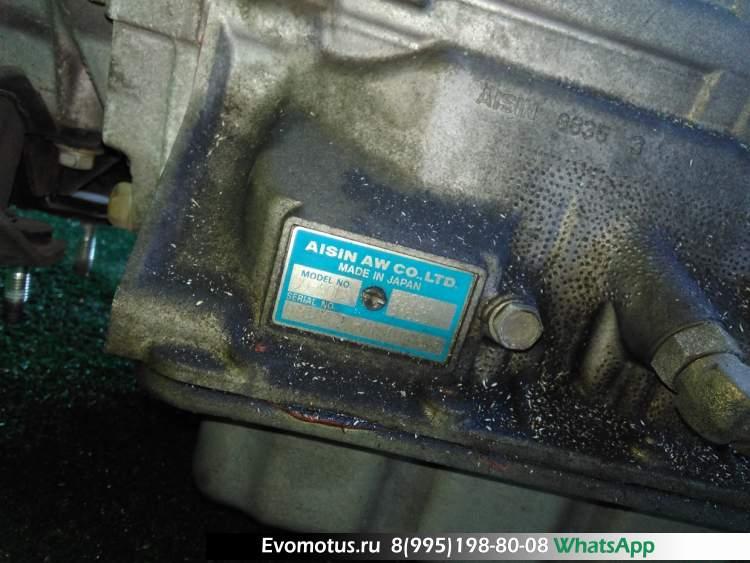 акпп  3550LS, A650EA03A  на 2JZ-FSE TOYOTA  CROWN JZS175 (Тойота Краун)