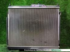 радиатор основной  на HR16DE NISSAN  NV200 M20 (Ниссан  NV200)