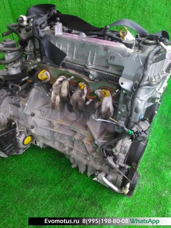 двигатель  LF-VDS на NISSAN LAFESTA CWEFWN (Ниссан Лафеста)