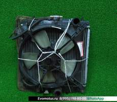 радиатор двс  he-eg DAIHATSU PYZAR g303g (Дайхатсу Пузар)