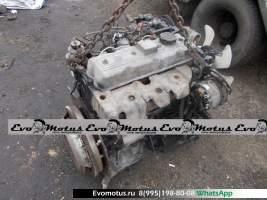 Контрактный б/у двигатель HA Mazda Titan (Мазда титан)
