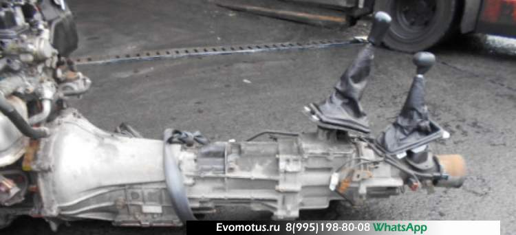МКПП V5M21AMi на 4G94 MITSUBISHI PAJERO IO H67W (мицубиси паджеро)