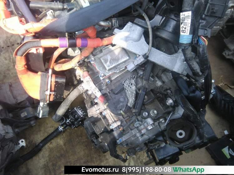акпп  P31101A на 2AZ-FXE TOYOTA  SAI AZK10 (Тойота Сай )